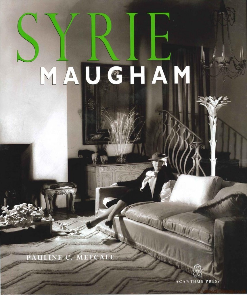 Syrie Maugham cover