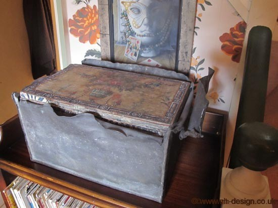 French Treasure Box owned by Nicky Haslam