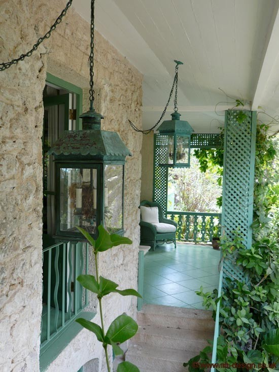Fustic House Barbados. Photo by Colette van den Thillart