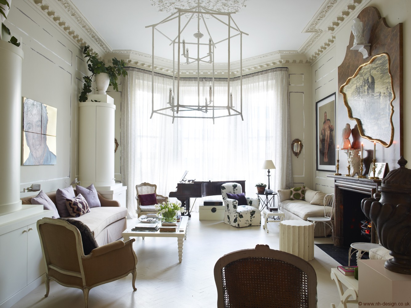 London Apartment. Blog   Nicky Haslam Design